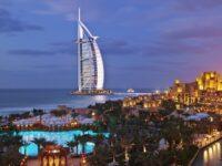 Burj Al Arab Hotel Afternoon Tea