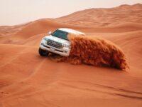 desert safari pexels